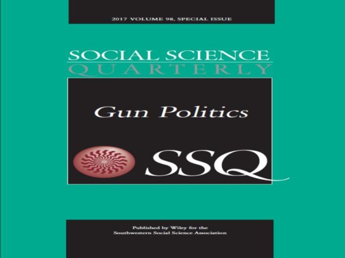 Gun Politics Special Issue