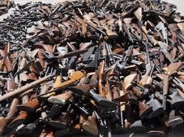 gun pile